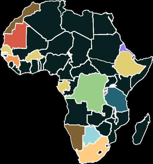 Pella's Presence In Africa